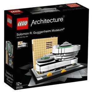 LEGO 樂高 Architecture Solomon R. Guggenheim Museum 21035