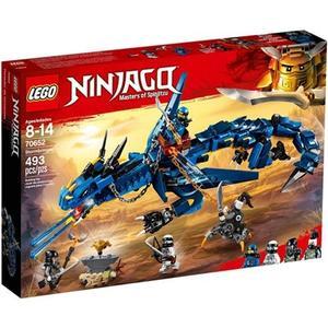 樂高積木 LEGO《 LT70652 》2018 年 Ninjago 旋風忍者 - 忍者閃電暴風龍 ╭★ JOYBUS玩具百貨
