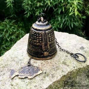 風鈴/日本南部鑄鐵大古鐘復古鐵器日式和風掛飾掛件