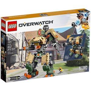 樂高積木 LEGO《 LT75974 》Overwatch 鬥陣特攻系列 - Bastion╭★ JOYBUS玩具百貨