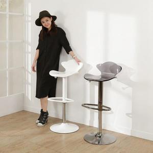 吧檯椅 餐椅 小金魚壓克力吧檯椅 吧台椅 高腳椅 YC-BS117 誠田物集