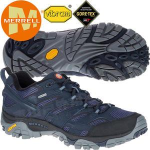 Merrell 12135 Moab 2 Gore-Tex 男多功能防水登山健行鞋 GTX/耐走登山鞋/戶外郊山鞋/健走