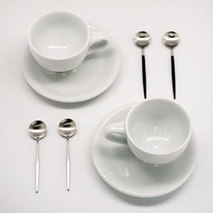 德國 Kahla 雙人咖啡杯組+贈Cutipol咖啡匙