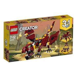 LEGO 樂高 Creator 3in1 Mythical Creatures 31073 (223 Piece)