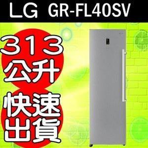 LG樂金【GR-FL40SV】313L變頻冷凍冰箱