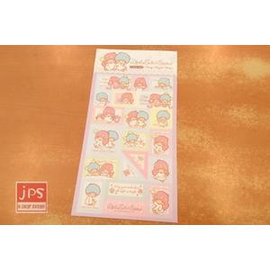 [百冠] Little Twin Stars 雙子星 郵票貼紙 SN-ST229