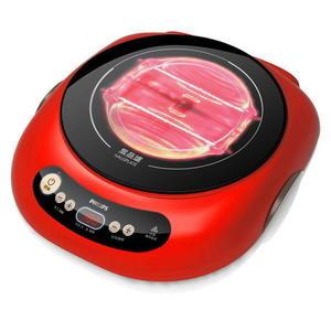 加贈烤盤 免運費 PHILIPS 飛利浦不挑鍋黑晶爐 HD4989 頂級智慧萬用鍋另售HD4988/HD4990