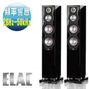 經典數位~德國知名大廠 【德國 ELAC】FS 249.2 前置落地型喇叭 / 對( JET 5)