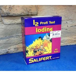 【西高地水族坊】荷蘭原裝 Salifert Iodine 碘測試劑-專業玩家級超精準測試劑