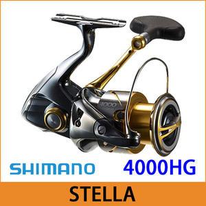 橘子釣具 SHIMANO紡車型捲線器 STELLA 4000HG