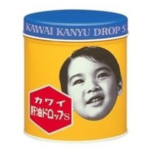 康喜健鈣 河合 魚肝油軟糖 300粒入 ☆現貨供應☆【宇庭飾品店】