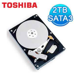 Toshiba 東芝 3.5吋 2T B SATA3 5700轉 監控硬碟 (DT01ABA200V)