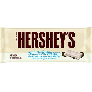 HERSHEY'S好時巧酥白巧克力片裝 【康是美】