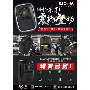 A10+32G 卡送本店專屬皮套、防水掛繩[穿戴式攝影機、微型攝影機、警用密錄器、山狗、SJCAM]