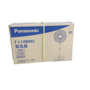 熱銷冠軍 限量 國際牌 微電腦電風扇 立扇 14吋 Panasonic  F-L14BMS  限宅配