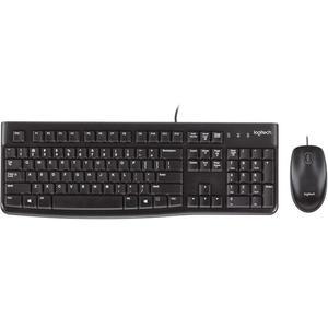 羅技 MK120 有線滑鼠鍵盤組