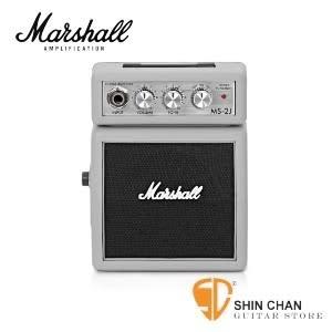 【缺貨】Marshall MS-2J 迷你電吉他音箱【MS2J/攜帶式音箱】