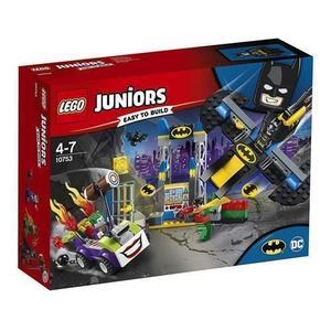 LEGO 樂高 Juniors the Joker Batcave Attack 10753 (151 Piece)
