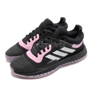 adidas 籃球鞋 Marquee Boost Low Select PE 黑 粉紅 John Wall 男鞋 運動鞋【PUMP306】 EE6858