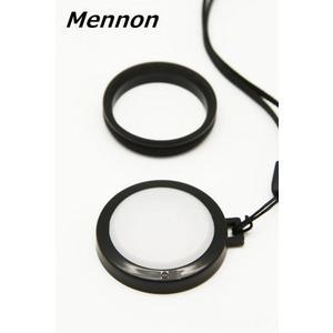 又敗家@Mennon 46mm白平衡鏡頭蓋附繩46mm白平衡蓋適Panasonic Lumix G 14mm F2.5 20mm F1.7