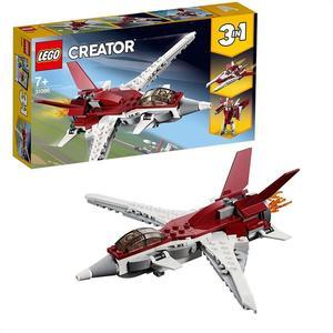 LEGO樂高 Creator 創意大師系列 未來飛行器_LG31086