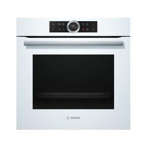 【甄禾家電】BOSCH 博世 Serie8 HBG634BW1嵌入式烤箱 71L 白色系 烤箱 烘焙 燒烤