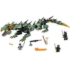 LEGO 樂高 Ninjago Movie Green Ninja Mech Dragon 70612 Building Kit (544 Piece)