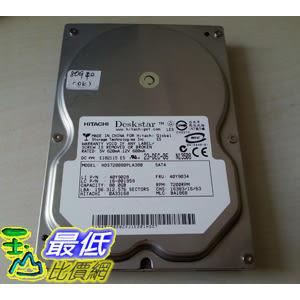 [106玉山最低網 裸裝二手] 方正品牌機拆機日立80G串口硬碟7200轉硬碟桌上型電腦硬碟 串口SATA2