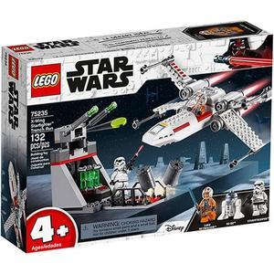 樂高積木 LEGO 2018《 LT75235 》STAR WARS 星際大戰系列 - X-Wing Starfighter™ Trench Run╭★ JOYBUS玩具百貨