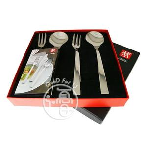 德國雙人牌四件式餐具組【i -優】