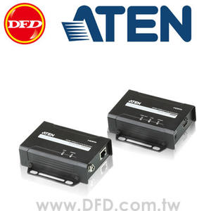 ATEN 宏正 VE801 HDMI HDBaseT-Lite 視訊延長器(4K@40公尺) (HDBaseT Class B) 公司貨