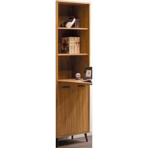書櫃 書櫥 FB-263-3 肯詩特淺柚木2尺下門書櫥【大眾家居舘】