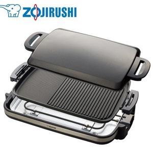 《長宏》Zojirush多功能分離式鐵板燒/烤肉爐1350W【EA-DNF10】可拆卸烤盤!可刷卡,免運費~