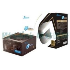 【海韻 G-650W POWER-金牌,半模組化】電源供應器~全新品