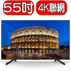 SONY 【KD-55X7000F】 55型4K智慧連網電視