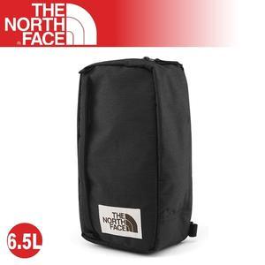 【The North Face 6.5L 多功能單肩斜背包《黑》】3G8K/耐磨側背包/隨行提包/零錢包