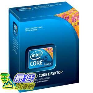 [美國直購 ShopUSA] Intel Core i5 750 Processor 2.66 GHz 8 MB LGA1156 CPU I5-750BOX   $8145