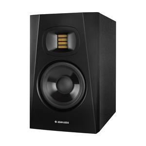 【音響世界】德國ADAM新款 T5V五吋2音路超越級監聽喇叭》附MoPad避震墊Pro Co線材》公司貨