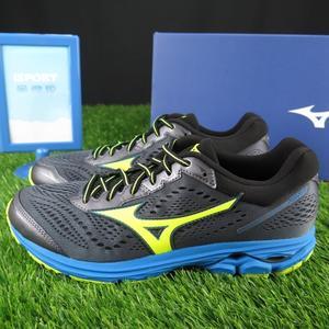 【iSport愛運動】Mizuno 美津濃 WAVE RIDER 22 慢跑鞋 正品 J1GC183145 男款
