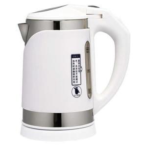 【鍋寶】滑蓋式1公升不銹鋼智慧型快煮壺-KT-100-D(雙層隔熱)