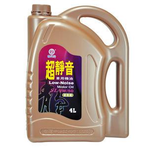 國光牌 超靜音SL車用機油4L (5W50)【愛買】