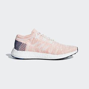 Adidas Pureboost Go W [B75666] 女鞋 運動 休閒 慢跑 輕量 避震 舒適 愛迪達 粉紅