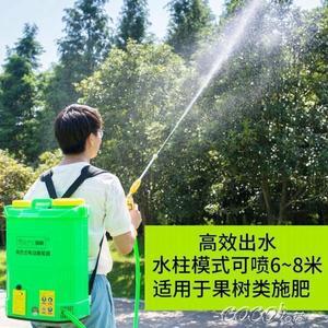 噴霧器 電動噴霧器農用背負式高壓噴霧器智慧鋰電池果樹噴霧機充電打藥機Igo     coco衣巷