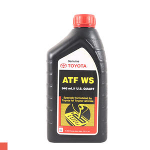 【TOYOTA】 ATF WS 自動變速箱油 CAMRY YARIS ALTIS 自排油