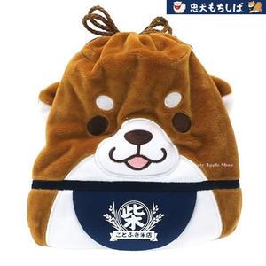 日本限定 柴犬麻糬 巾着袋 / 束口袋 / 收納袋