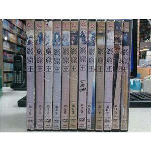 影音專賣店-U10-122-正版DVD*動畫【巖窟王/第1-12卷/12碟/套裝】-日語發音