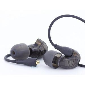 平廣 送盒 台灣思維公司貨保固1年 2017年新版 Westone UM1 耳機 可換線 新UM1 單動鐵 灰色