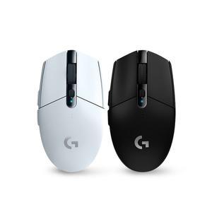 羅技 G304無線電競游戲滑鼠筆記本臺式電腦絕地求生吃雞滑鼠