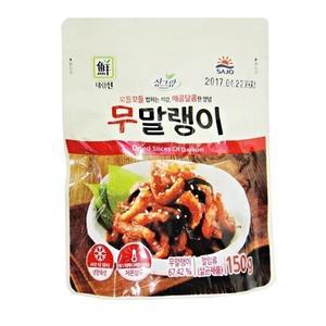 韓國 SAJO 辣拌蘿蔔乾 150g