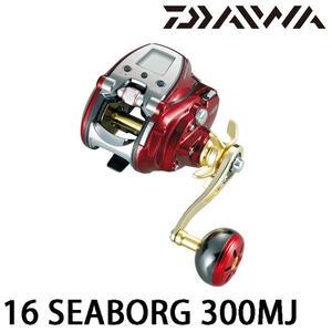漁拓釣具 DAIWA 16 SEABORG 300MJ (電動捲線器)
